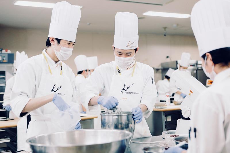 光塩学園調理製菓専門学校様Photo